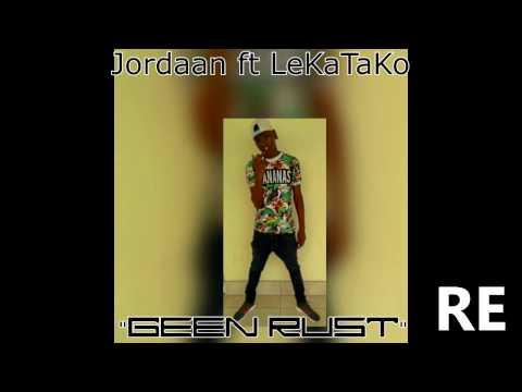 JORDAAN- Geen Rust ft. Lekatako (audioclip)