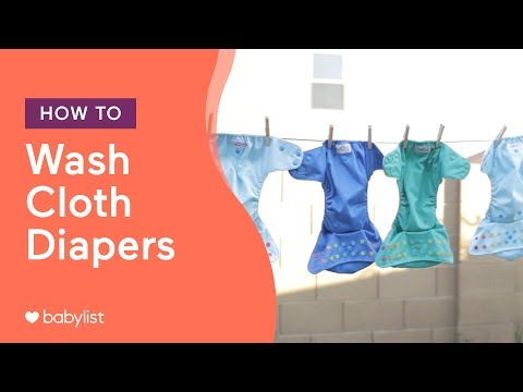 Best Washer For Cloth Diapers 2020 How to Wash Cloth Diapers