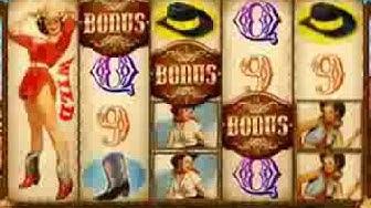 Free IGT Western Belles Online Slots Machine Game Preview