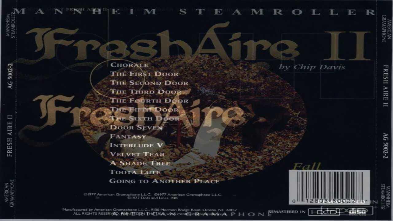 Mannheim Steamroller - Fresh Aire 2 - 1977 - YouTube