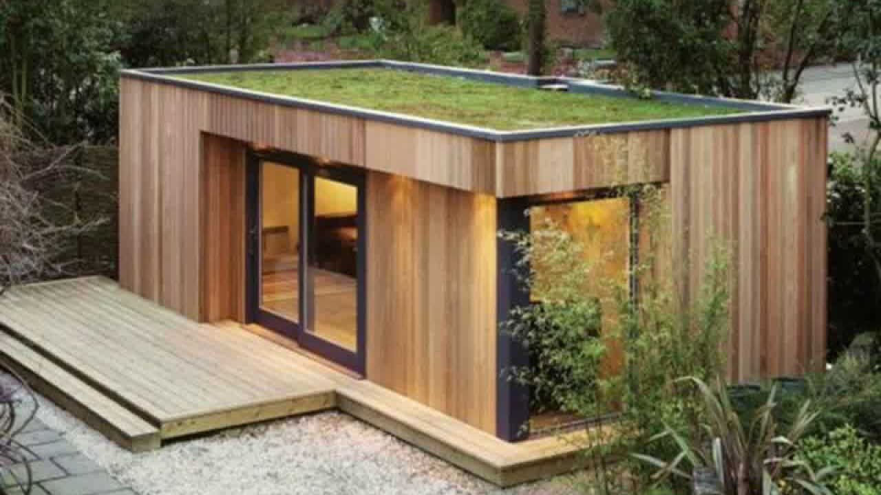 Shipping Container Better Homes And Gardens Youtube