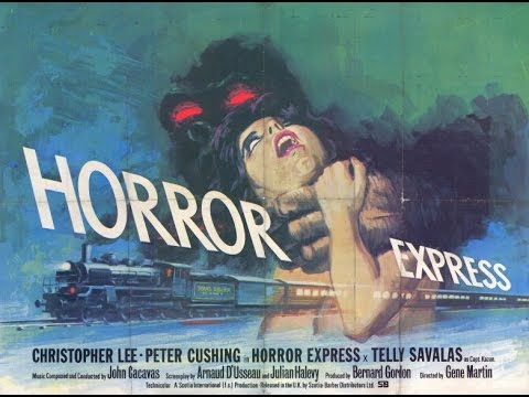 Horror Express (1972) Full Official Movie
