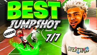 *NEW* BEST JUMPSHOT AFTER PATCH ON NBA 2K21 HIGHEST GREEN WINDOW 100% GREENLIGHT NEVER MISS AGAIN!!!