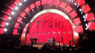 Train Save me San Francisco tour