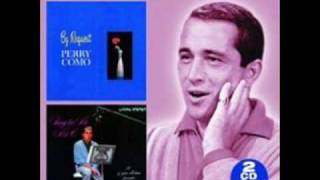 Watch Perry Como Cant Help Falling In Love video