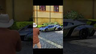 GTA V DESTROYING TECHNO GAMERZ MOST EXPENSIVE CARS | #Shorts | nuclear vishu