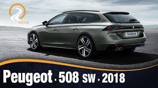 Peugeot 508 SW 2018 | Prueba / Test / Análisis / Review en Español