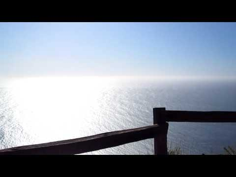 On the Edge of the World Watching the Ocean in Big Sur
