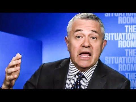 CNN's Jeff Toobin SHUTS DOWN Migrant Caravan Nonsense