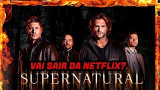 Supernatural serie netflix