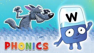 Phonics - Learn to Read | The Letter 'W'
