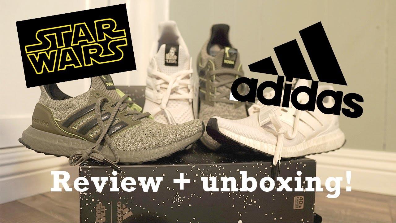Star Wars x UltraBoost DNA 'Yoda'