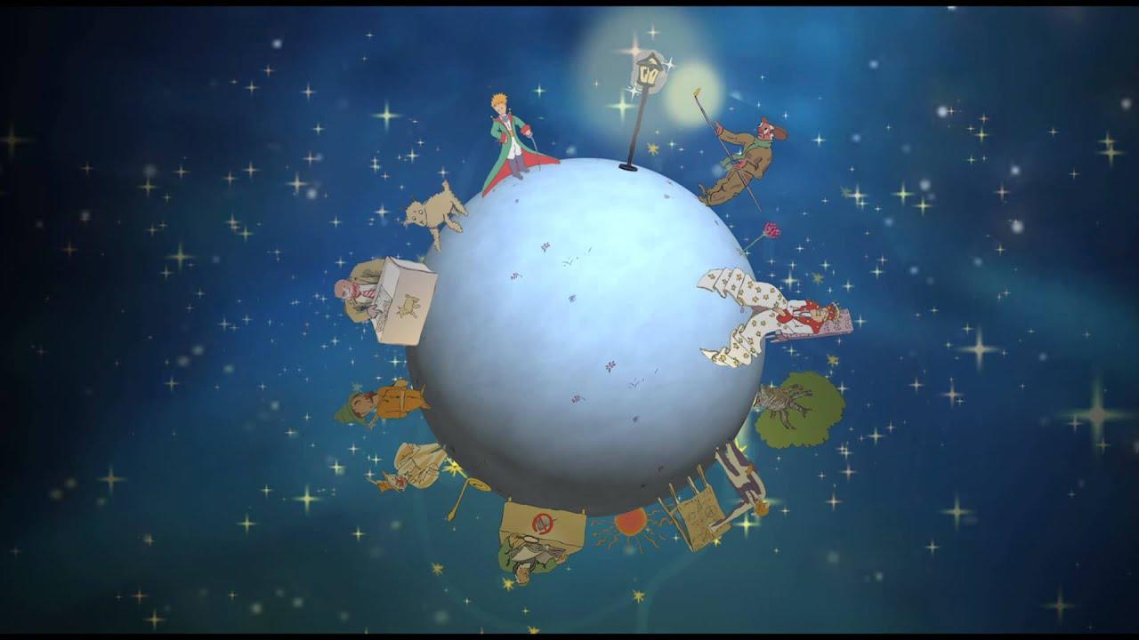 Video Trailer Petit Prince Youtube