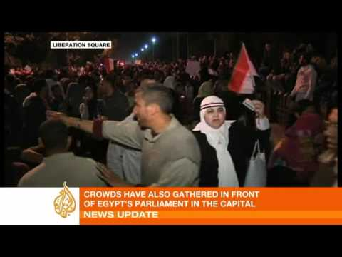 Latest news update from Cairo