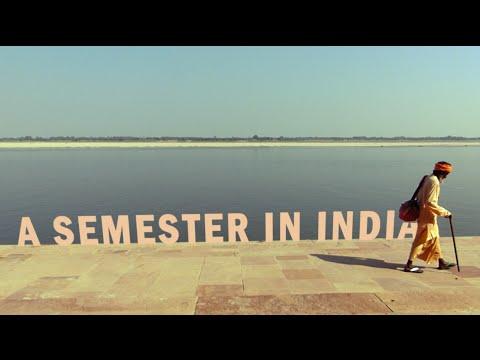 Exchange Student in India - Semester at IIMC - ROBINDIA #3
