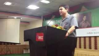 last thursdays with hari bansha acharya he talks about his career and childhood