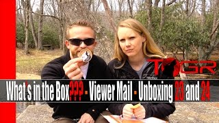 What's in the Box??? - Viewer Mail - Unboxing 23 and 24