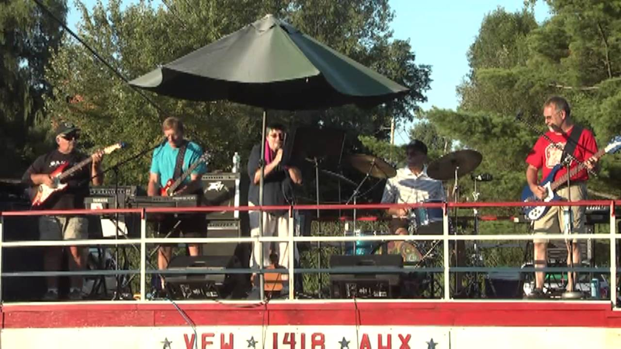 Gem Tones in the Park  8-24-14