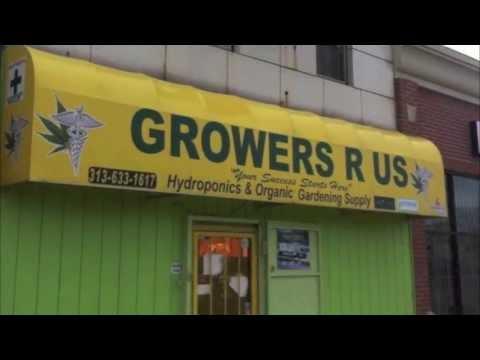 Grower's R Us Detroit, MI