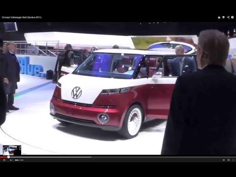 Concept Volkswagen Bulli (Genève 2011)