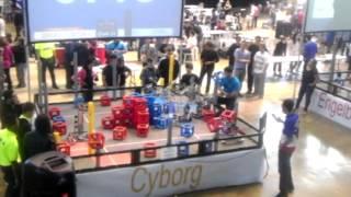 Video VEX Robotics - Skyrise - Match 6 (2D) - PRIOR Latin American Competition download MP3, 3GP, MP4, WEBM, AVI, FLV Oktober 2018