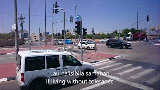 DEEN ASSALAM cover by SABYAN ENGLISH SUBTITLE -- LET'S SAVE PALESTINE