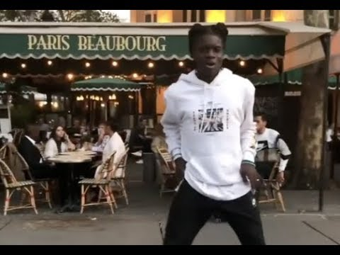This Kid Dances Just Like Michael Jackson Rock With You In Paris