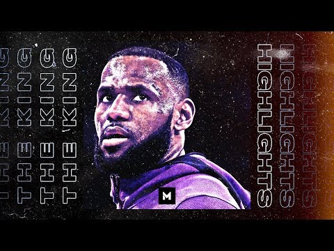 The Best Of LeBron James | 18-19 Lakers Highlights Part 1 | CLIP SESSION