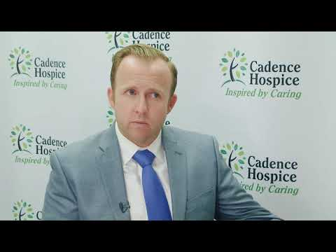 Cadence Hospice - Myths about Hospice