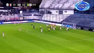 RESUMEN SUPERLIGA ARGENTINA ESTUDIANTES 0 VS ALDOSIVI 2
