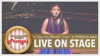 School of Rock - If Only You Would Listen by Phoelia Ang | American Protege Recital
