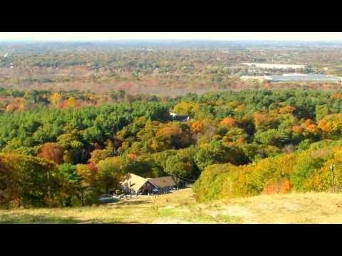 "Great Blue Hill Time-lapse, ""Autumn Story"" - October 20, 2013"