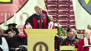 Cory Booker Delivers 2012 Stanford University Commencement Address