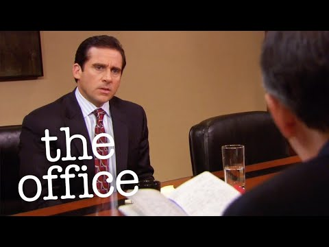 Jan's Deposition – The Office US