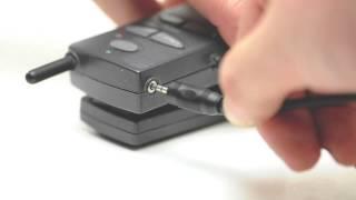 3.5mm Stereo Plug to 2.5mm Stereo Plug - #23-128-006 - #23-128-012
