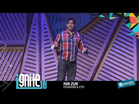 Ignite 2016 Keynote - Nir Zuk