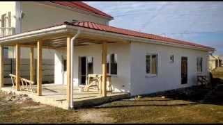 видео щитовой дом по канадской технологии цены