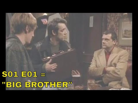 "Only Fools and Horses. #1 Mk 1 ie S01 E01 ""Big Brother"" Review Mk 1 (Season 1: Episode 1 of 6)"