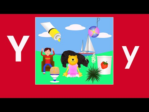 Alphabet Songs - The Letter Y