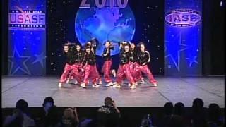 DSF Brilliants: International Open Hip Hop Worlds 2010 Champions!! (Japan)