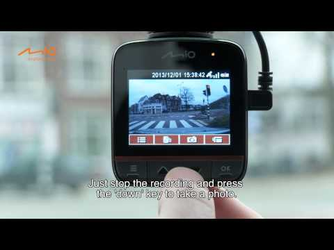 Mio MiVue Series - The Personal Dash Cams With GPS For Vehicle Road Accident Recording.