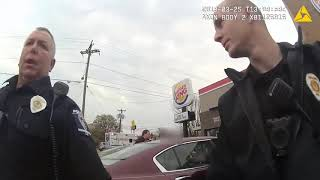(WARNING: This video contains graphic content) Full Video Of Police Shooting Of Danquirs Franklin