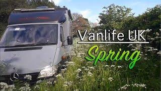 Gambar cover Vanlife UK: Spring