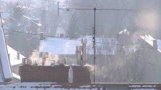 Bardzo zła jakość powietrza w Tarnowie - Magazyn Miejski 11/01/2017 - imav.tv