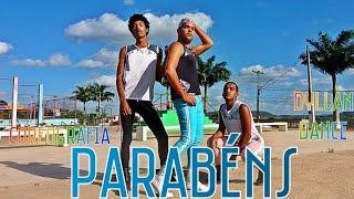 Baixar Parabéns - Pabllo Vittar ft Psirico PERFORMANCE DYLLAN DANCE.