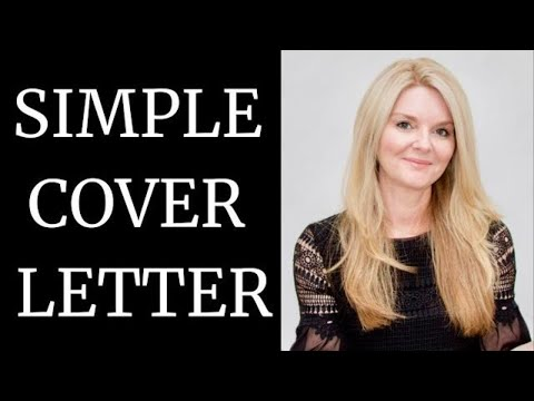 How To Write A Cover Letter For A Job; Cover Letter Best Practice