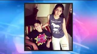 Shah Rukh Khan's son Aryan and Amitabh Bachchan's granddaughter Navya caught in MMS scandal