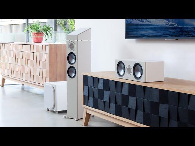 Monitor Audio Full Range Home Audio & Home Theater Speakers ( British Brand )