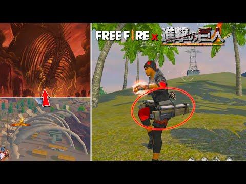 """Freefire x Attack on Titan""""หลังจากที่ผมรู้ทุกอย่างก็เปลี่ยนไป"""