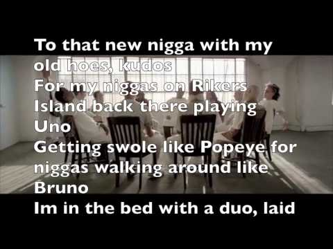 Lil Wayne - Krazy (HD) Lyrics Bass Boosted